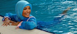 fashionable burkinis
