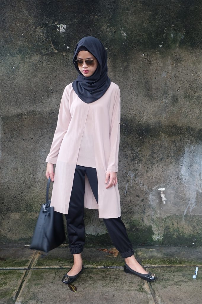 hijab college outfits